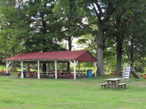 Historic Fairview Park Pavilion